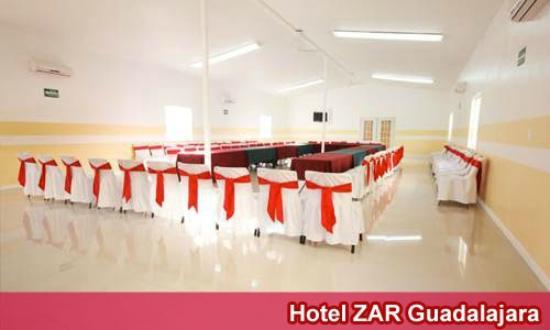 زار جوادلاخارا: Salon de eventos