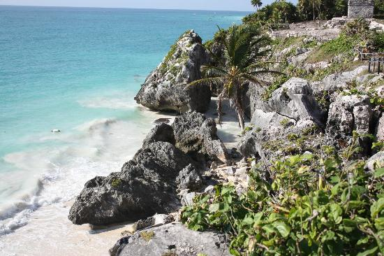 Grand Palladium Kantenah Resort and Spa: Tulum Beach