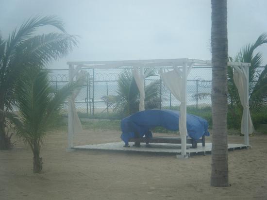 Hotel Riu Emerald Bay: Massage at the hotel - Great