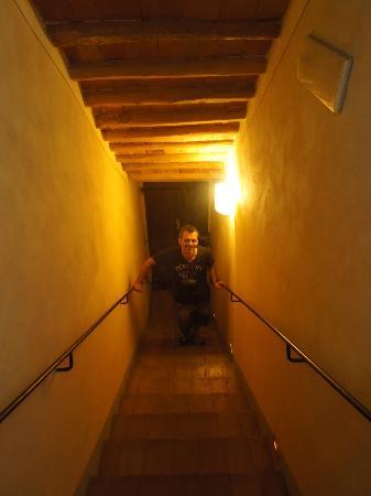 Palazzo al Torrione: ...questa è la seconda porta d'ingresso...