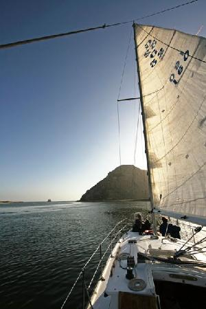 Red Anchor Charters: Raise the sails and head out to sea