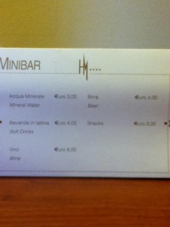BEST WESTERN PLUS Hotel Milton Roma: que precios!!! para esto si que son de 4 estrellas!!!