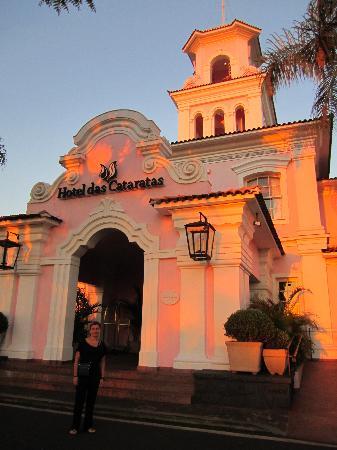 Belmond Hotel das Cataratas: Ingresso Hotel das Cataratas