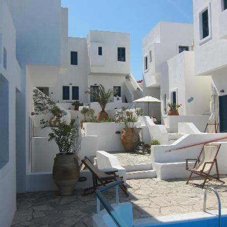 Oia's Sunset Apartments: Oia Sunset Hotel