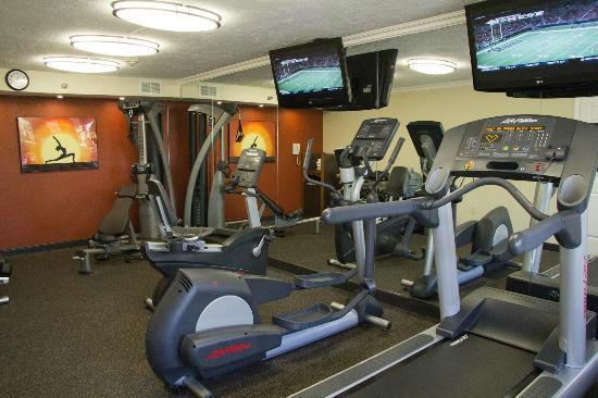 BEST WESTERN PLUS Siesta Key Gateway: Fitness Room