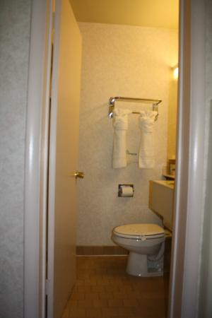Town House Motel: bathroom