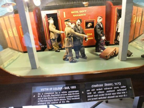 Mani Bhavan Gandhi Museum: 4