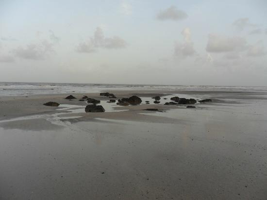 Kashid Beach: These Stones Submerge Twice a Day