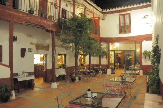 Almagro, España: Patio Comedor