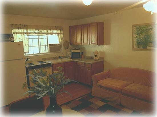 Siskiyou Cottages / Ammas Lodge: Cottage #1 Living Room