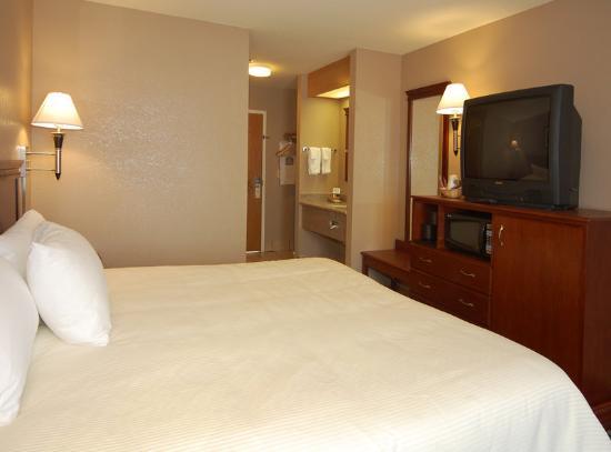 BEST WESTERN Galt Inn: Guest Room