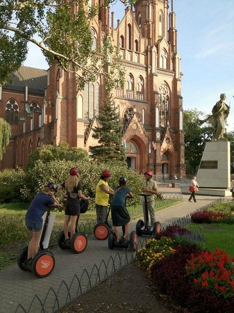 Segway City Tours - Day Tours