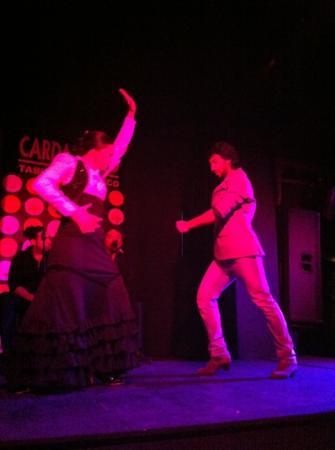 Tablao Flamenco Cardamomo: Cardamomo