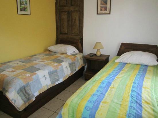 San Lorenzo Inn : Our room!