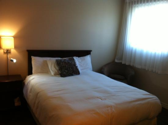 Hotel Kennedy: La chambre