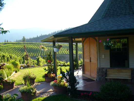 Okanagan Falls, Canada: Wineshop