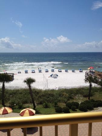 Ramada Plaza Fort Walton Beach Resort/Destin : view from the room