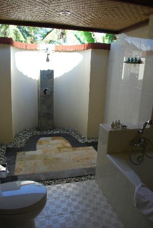 Sri Phala Resort & Villa: My bathroom