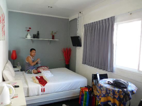 Padi Madi Guest House: Comfy, clean, simple room