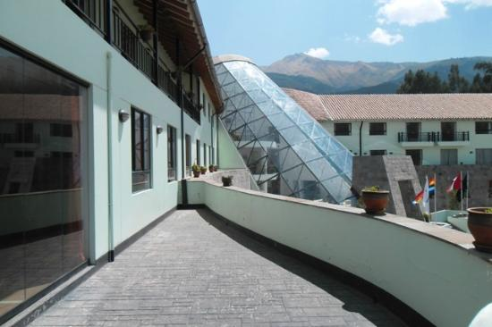 San Jeronimo Cusco : Balcón