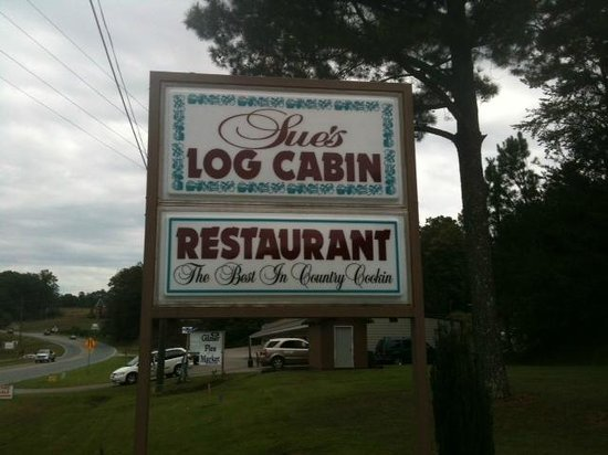 Sue s Log Cabin Restaurant Ellijay Restaurant Reviews Phone Number &a