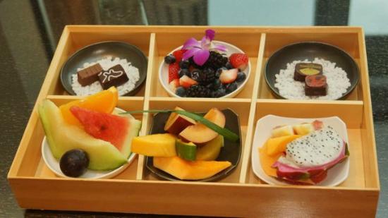 Mandarin Oriental, Tokyo: Welcome Bento Box