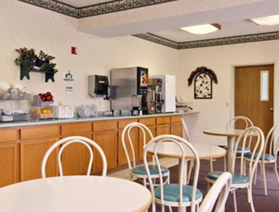 Super 8 Gretna: Breakfast Area