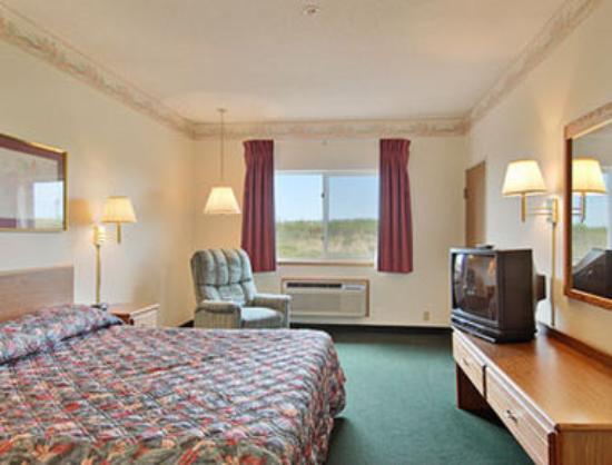 Super 8 Gretna: Standard King Bed Room