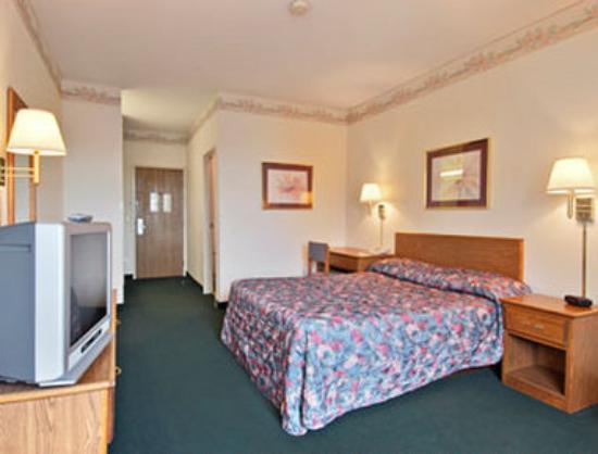 Super 8 Gretna: Standard Queen Bed Room