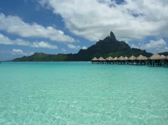 Le Meridien Bora Bora: 楽園