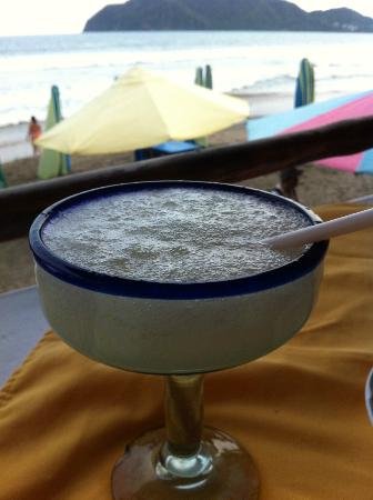 """El Tablao: a """"margarita daquiri"""" since they were """"out of mangos"""" ???"""