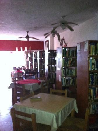 El Tablao: Lending Library