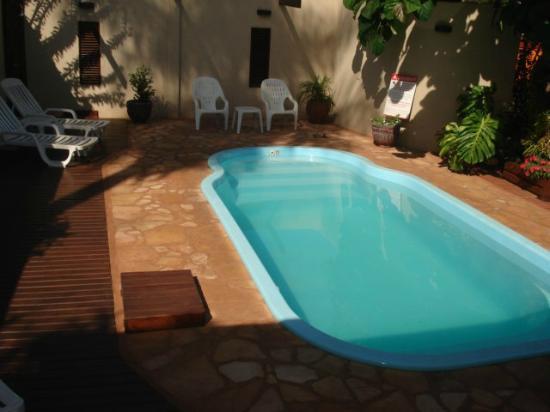 Residencial Noelia Hostel: Pool