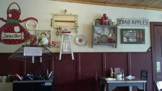 Tammy's Cafe: decor