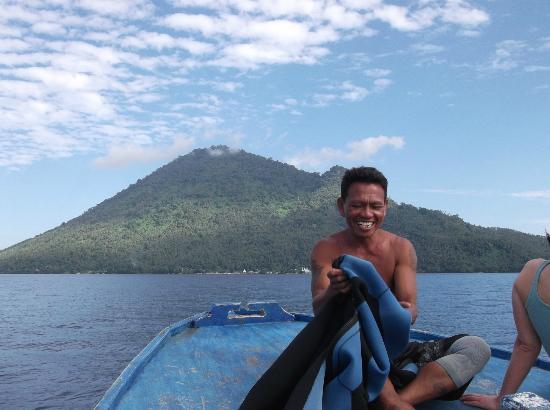 Two Fish Divers Bunaken: Mijn gids John!