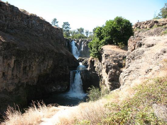 White River Falls State Park: White River Falls