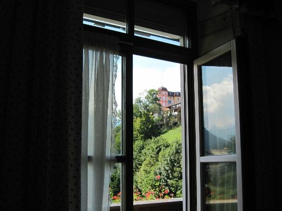 Hotel Bavaria: view from our room 2