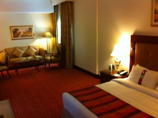 Holiday Inn Bur Dubai - Embassy District: executive room