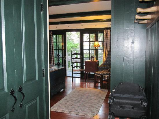 Blacksmith Inn On the Shore: Room 13