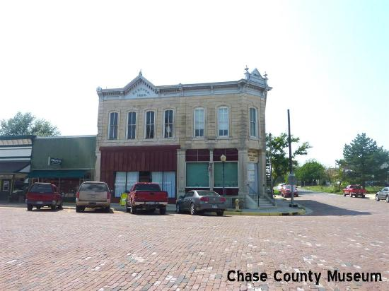 Chase County Historical Society Museum: Chase County Museum