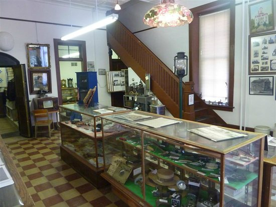 Cottonwood Falls, KS: Chase County Museum