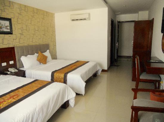 Quoc Cuong II Hotel Danang: Comfortable room