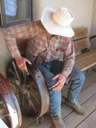 Tanque Verde Ranch: Wrangler Jon
