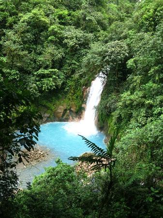Rio Celeste Hideaway Hotel: rio celeste waterfall