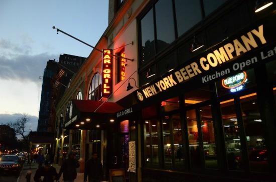 New York Beer Company Store Front - Picture of New York Beer Company