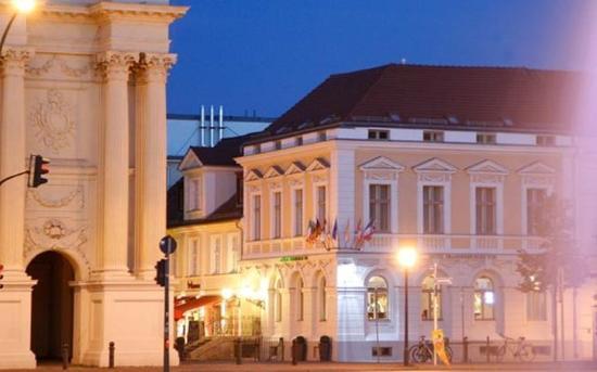 Hotel Brandenburger Tor Potsdam: Exterior View