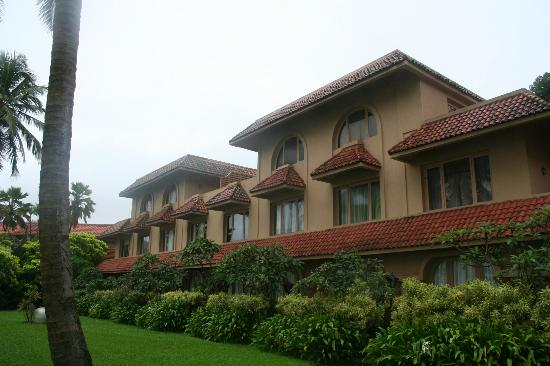 Taj Fort Aguada Resort & Spa, Goa: View of Rooms From outside