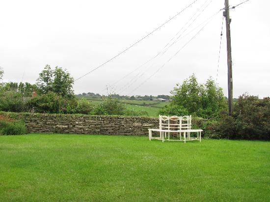 Corran Farm Bed & Breakfast: Beautiful views