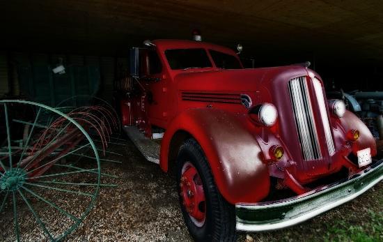 Grande Prairie Museum: In the Heritage village