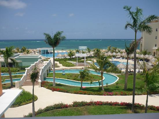 Iberostar Rose Hall Suites : View from the balcony